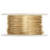 Silver Plated Wire 28ga Lead/nickel Safe Gold